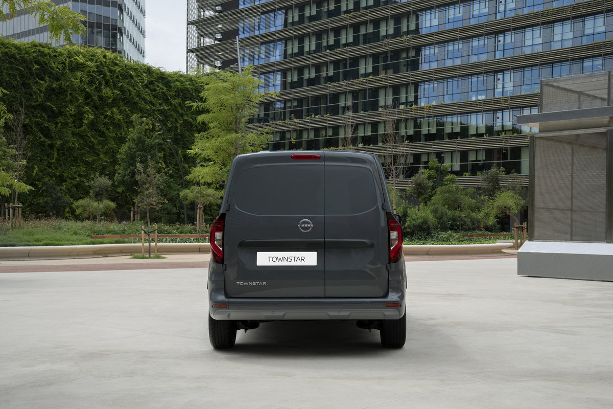 Nissan presenta la nueva furgoneta Townstar: un cambio de juego